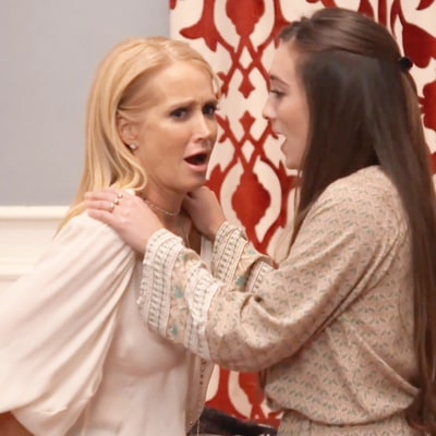 Kim Richards Breaks Down, Pushes Heidi Montag in 'The Mother/Daughter Experiment: Celebrity Edition' Trailer: 'It's Been a Hard Time'