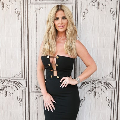 Kim Zolciak Is Nearly Nude in See-Through Bikini: 'Perfect Fit'