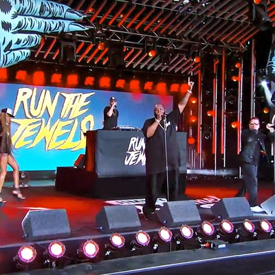 Watch Run the Jewels Dedicate 'Kimmel' Set to Linkin Park's Chester Bennington