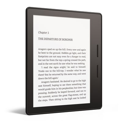 The Amazon Kindle Oasis Will Make You Want an E-Reader Again