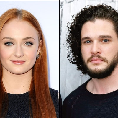 Sophie Turner: Kit Harington Preens in Front of Mirror for 'Hours' Before Red Carpet Events
