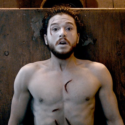 Game of Thrones' Jon Snow Is Cutting His Long Hair — And Getting a Man Bun