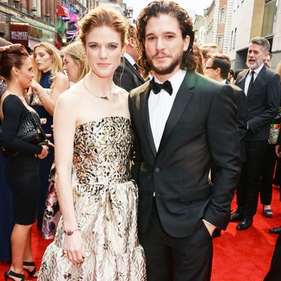 Kit Harington Recalls How He 'Fell in Love' With 'Game of Thrones' Costar Rose Leslie