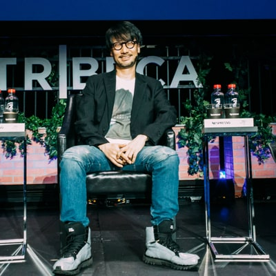 See Hideo Kojima Talk Movies and 'Death Stranding' at Tribeca Games Festival
