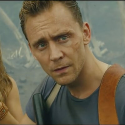 Tom Hiddleston Debuts New 'Kong: Skull Island' Trailer as Taylor Swift Hits the Gym
