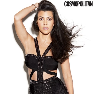 Kourtney Kardashian Weighs in on Kimye–Taylor Feud, Talks Potential Reunion With Scott Disick
