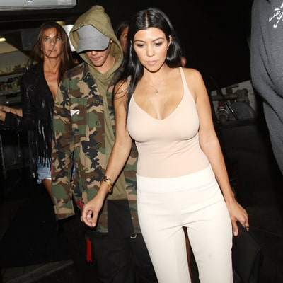 Kourtney Kardashian, Justin Bieber Hang Out at Club After Fling: Details