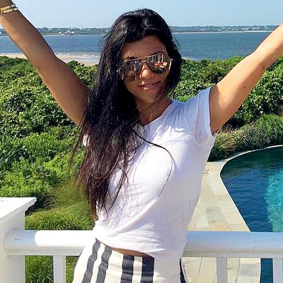 See Kourtney Kardashian's $6,600-a-Night Nantucket Summer Airbnb Hideaway