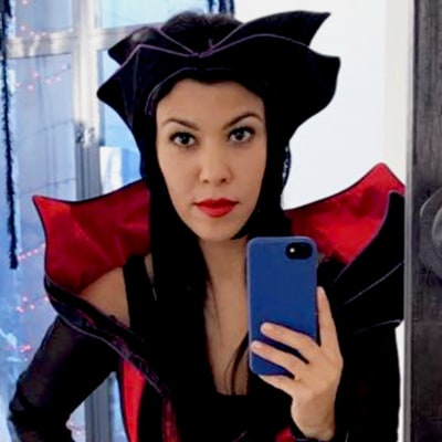 Kourtney Kardashian, Penelope Disick Are Ready for Halloween 2016: See Their Costumes!