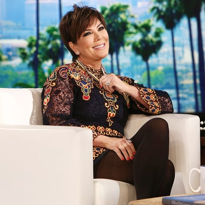 ... reveals Kris Jenner's temper and an O.J. Simpson trial kidnap scare