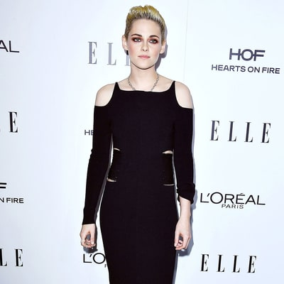 Kristen Stewart Manages to Make the Little Black Dress Fresh Again