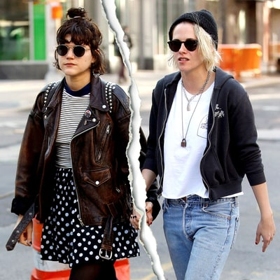 Kristen Stewart Splits With Girlfriend Soko