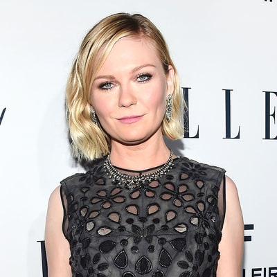 Kirsten Dunst Chops Inches Off of Her Lob to Debut Blunt Bob Hairstyle