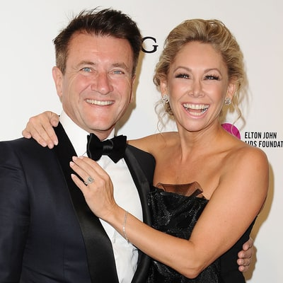 'DWTS' Pro Kym Johnson Shows off Engagement Ring at Elton John's Oscars 2016 Bash, Talks Proposal, Wedding Plans