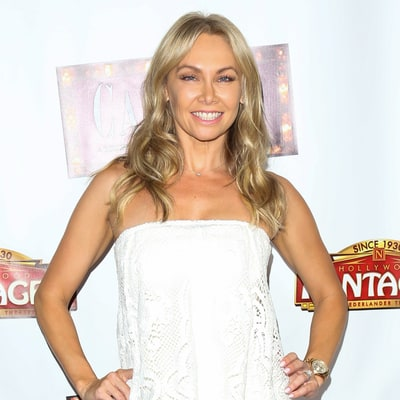 Kym Johnson Celebrates Co-Ed Bachelorette Party in Las Vegas Ahead of Robert Herjavec Wedding: Photos!