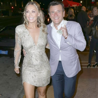 'Dancing With the Stars' Pro Kym Johnson and Robert Herjavec Are Married!
