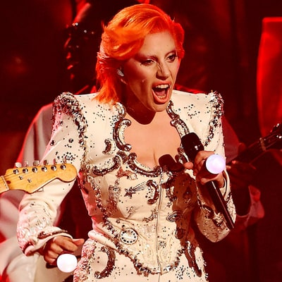 Lady Gaga Cried Getting Ready for David Bowie Tribute: See What Happened!