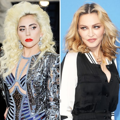 Lady Gaga Reignites Madonna Feud: 'We're Very Different … I Write All My Own Music'