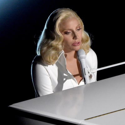 Lady Gaga Delivers Emotional Performance of 'Til It Happens to You' at the 2016 Oscars