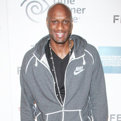 Lamar Odom Joins Khloe and Kim Kardashian on a Hike: Details