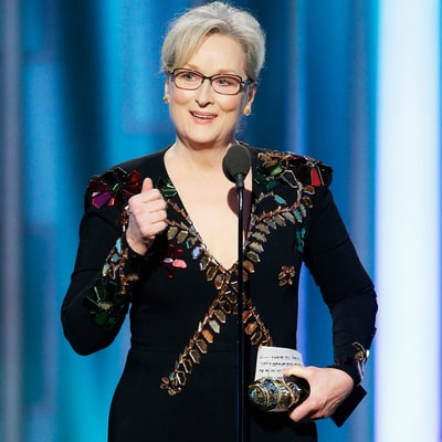 Meryl Streep Defended by Late-Night Hosts After Donald Trump Attack