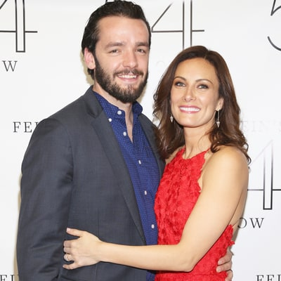 Laura Benanti Welcomes First Child With Husband Patrick Brown