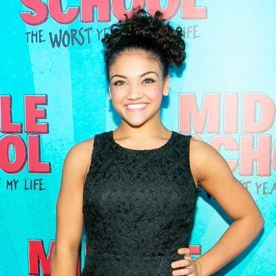 Laurie Hernandez: I Wasn't Expecting 'Dancing With the Stars' to Be This Hard