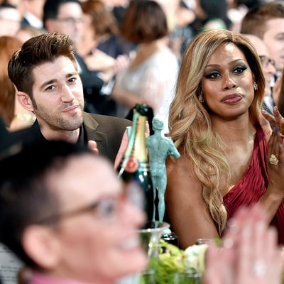 Laverne Cox Has a Hot Boyfriend Named Jono Freedrix — All the Details