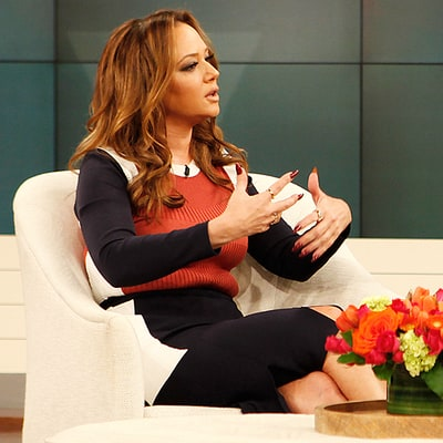 Leah Remini Wants the Church of Scientology to Sue Her