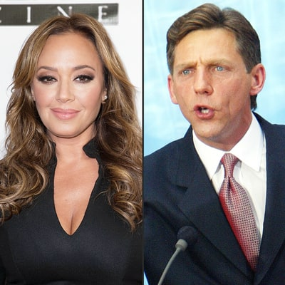 Leah Remini Encouraged Scientology Leader David Miscavige's Dad to Write His Memoir