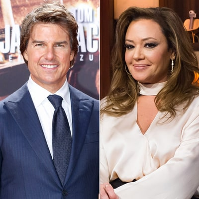 Leah Remini Agrees Tom Cruise Could 'Single-Handedly' End Scientology