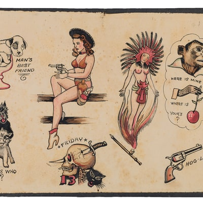 The Golden Age of Tattoo Art