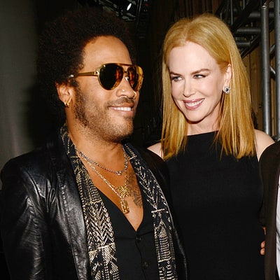 Us Weekly Called Nicole Kidman, Lenny Kravitz Engagement in 2003