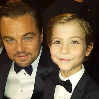Jacob Tremblay Makes Hearts Melt, Meets Leonardo DiCaprio at the SAG Awards 2016: Photo