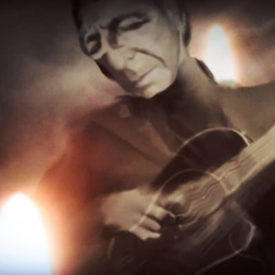 Watch Leonard Cohen's Wistful 'Leaving the Table' Video