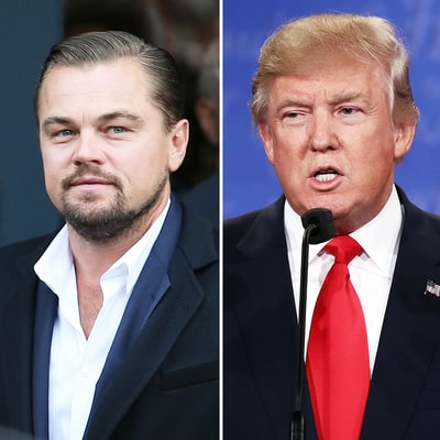 Leonardo DiCaprio Met With Donald, Ivanka Trump to Discuss Environment, Green Jobs