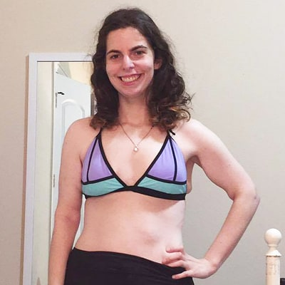 Find Out Why This Woman's First-Ever Bikini Photo Is Going Viral