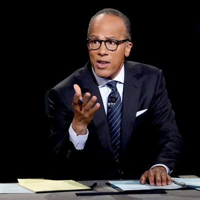 Lester Holt Seemingly MIA During Hillary Clinton and Donald Trump's First Presidential Debate: Moderator Slammed for Lack of Control