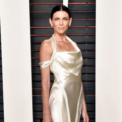 Liberty Ross Recycles Her Wedding Dress for Oscars 2016 Afterparty