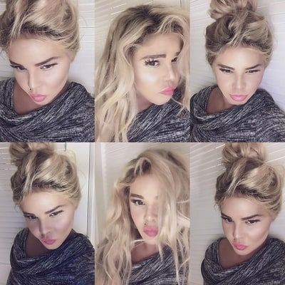 Lil' Kim Looks Unrecognizable in New Instagram Pics With Blonde Hair, Pale Face