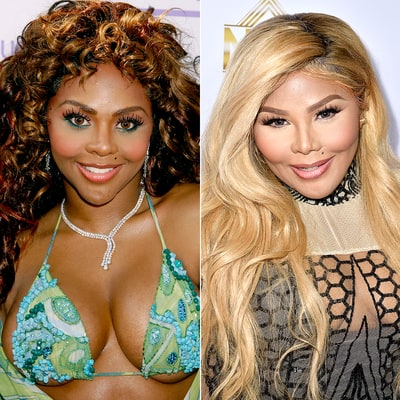 Lil' Kim: How Her Face Has Changed Through the Years