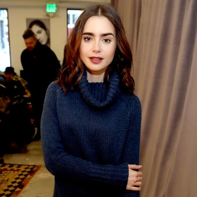 Lily Collins: I Battled 'Eating Disorders' as a Teen