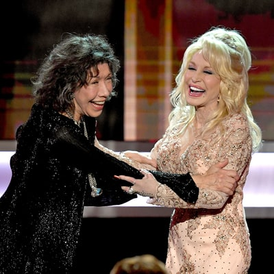 Dolly Parton, Lily Tomlin Steal the Show at 2017 SAGs