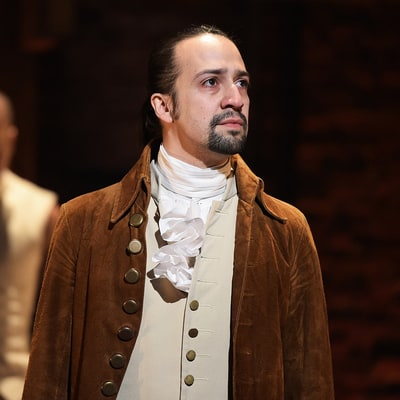 Lin-Manuel Miranda Wore a Disguise in 'Hamilton' Audience to Watch Celebs' Reactions
