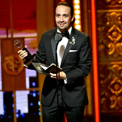 Lin-Manuel Miranda Could Become The Youngest EGOT Ever at Oscars 2017