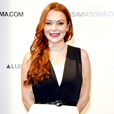Lindsay Lohan Wants to 'Sing Again' as Ariel in Disney's 'The Little Mermaid' Remake