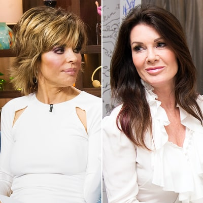 Which 'Real Housewives of Beverly Hills' Star Do You Side With — Lisa Rinna or Lisa Vanderpump?