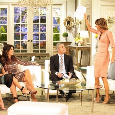 The Biggest 'Real Housewives' Fights Ever: A Definitive Ranking