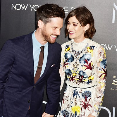 Lizzy Caplan Is Engaged to Boyfriend Tom Riley!