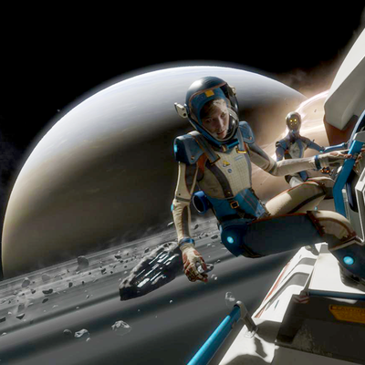 Space Adventure 'Lone Echo' Channels '2001' in VR